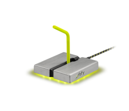 Xtrfy B1 Mouse Bungee (Yellow LED, 4x USB 2.0) (XG-B1-LED)