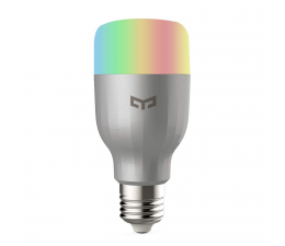 Yeelight LED Smart Bulb RGB (E27/600lm) (6934177706370 / 21024)
