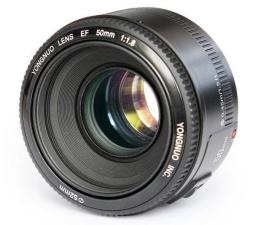 Yongnuo 50mm f1.8 do Canon