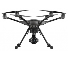 Yuneec Typhoon H Plus RTF ST16S 2 akumulatory