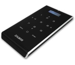 Zalman Virtual Drive (SATA na USB 3.0) szyfrowanie czarna (ZM-VE400)