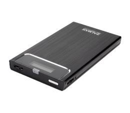 Zalman ZM-VE350 USB 3.0 wirtualny napęd LED czarna (ZM-VE350 Black)