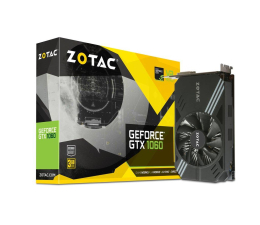 Zotac GeForce GTX 1060 MINI 3GB GDDR5 (ZT-P10610A-10L)
