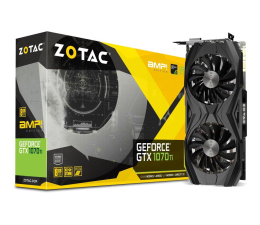 Zotac Geforce GTX 1070 Ti AMP Edition 8GB GDDR5 (ZT-P10710C-10P)