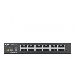 Zyxel 24p GS1900-24E Smart Managed (24x10/100/1000Mbit) (GS1900-24E-EU0101F)
