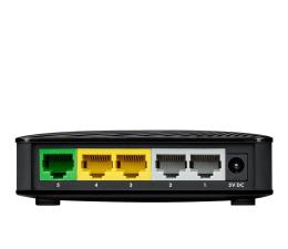 Zyxel 5p GS-105Sv2 Media Switch (5x10/100/1000Mbit) (GS-105SV2-EU0101F)