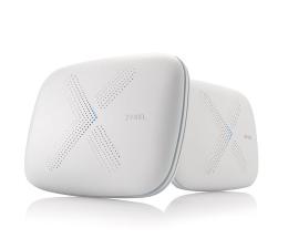 Zyxel Multy X Mesh WiFi (3000Mb/s a/b/g/n/ac) 2xAP (WSQ50-EU0201F MU-MIMO Tri-Band AC)