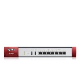 Zyxel USG110 (4x100/1000Mbit 2xWAN) +licencja 1 rok (USG110-EU0102F)