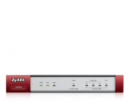 Zyxel USG40 (3x100/1000Mbit 1xWAN) +licencja 1 rok (USG40-EU0102F)