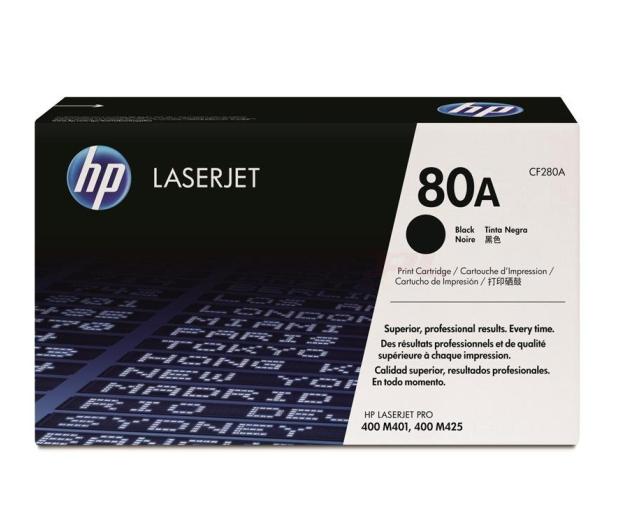 HP 80A CF280A black 2700str. - 103802 - zdjęcie