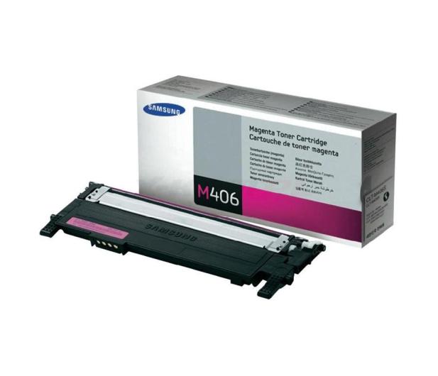 Samsung CLT-M406S magenta 1000str. - 116314 - zdjęcie