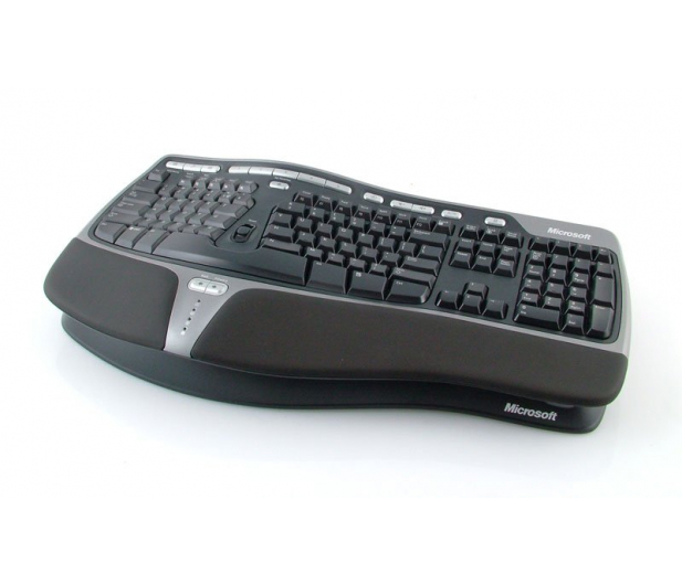 Microsoft Natural Ergonomic Keyboard 4000 - 13035 - zdjęcie 4