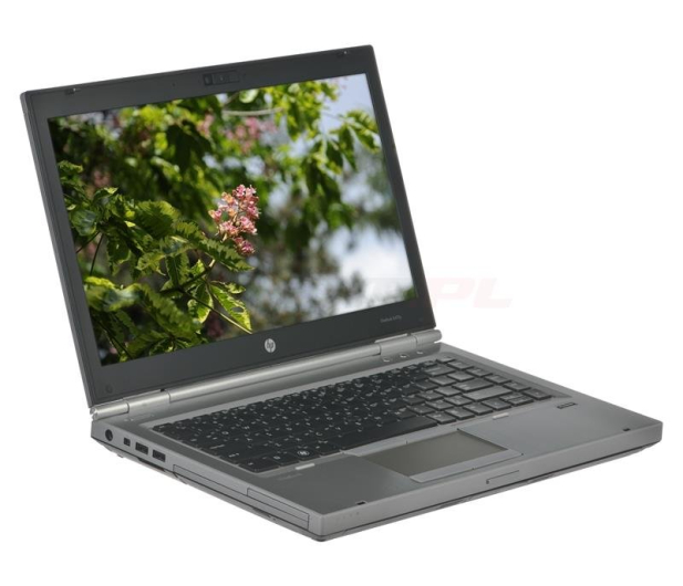HP EliteBook 8470p i5-3360M/4GB/500/DVD-RW/7Pro64 - Notebooki / Laptopy  14,1