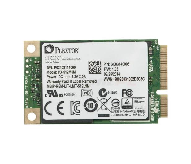 Plextor 512GB 2,5'' SATA SSD M6M Series - 215942 - zdjęcie 2