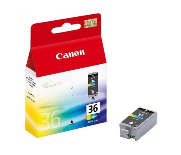 Canon CLI-36 kolor 249str. - 25126 - zdjęcie