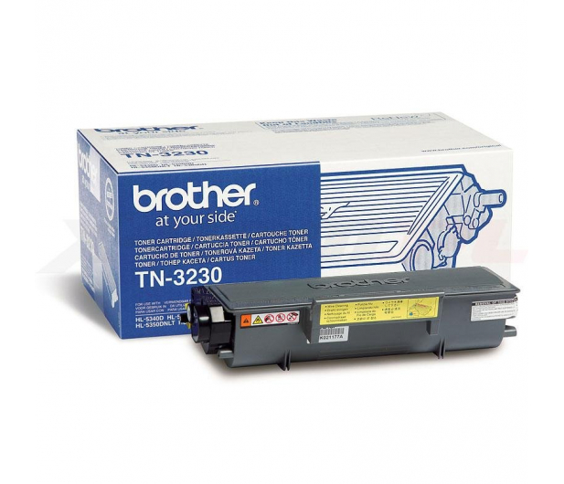 Brother TN3230 black 3000str. - 44763 - zdjęcie 4
