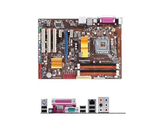 ASUS P5P43TD (P43 PCI-E DDR3)
