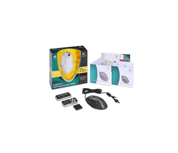 Logitech G500 Gaming Mouse USB - Sklep komputerowy - x-kom.pl