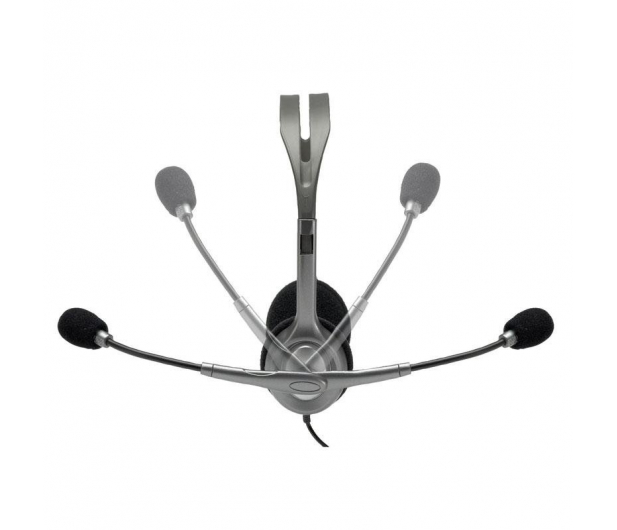 Logitech H110 Headset z mikrofonem - 55165 - zdjęcie 2