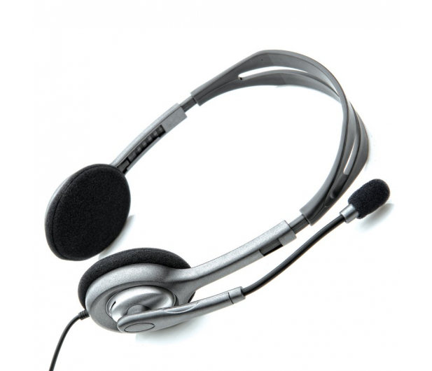 Logitech H110 Headset z mikrofonem - 55165 - zdjęcie 3