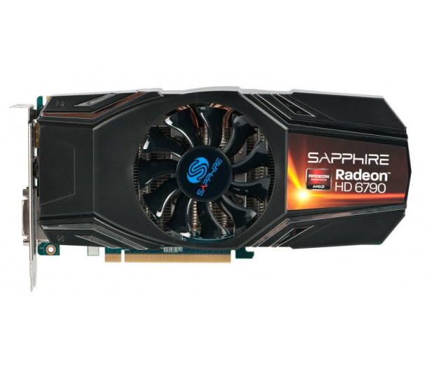 Sapphire Radeon HD6790 1024MB 256bit - 67328 - zdjęcie 2
