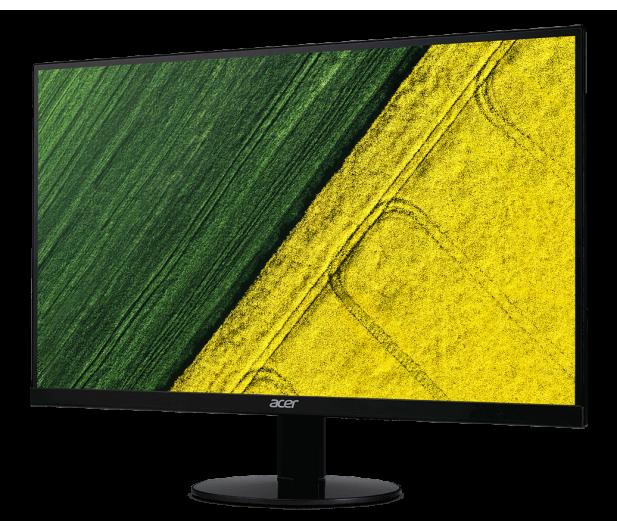 Acer SA240YBID czarny - 386285 - zdjęcie 2