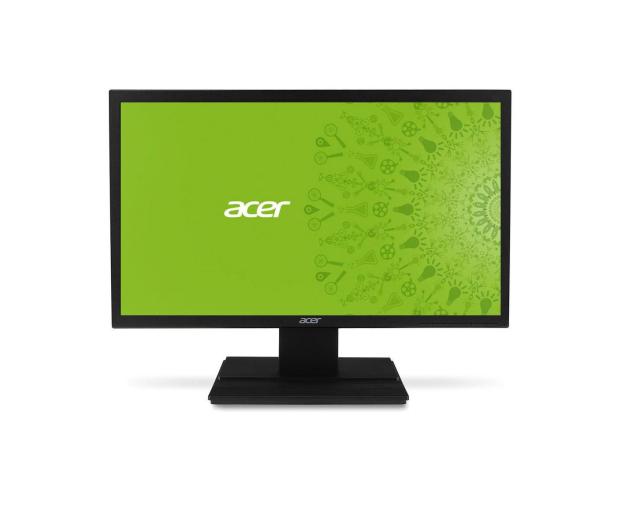 Acer V226HQLbd czarny - 386279 - zdjęcie