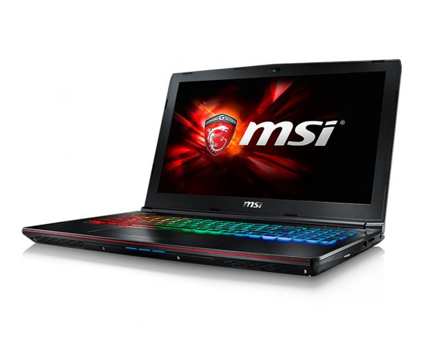 MSI GE62 Apache Pro i7-7700HQ/8GB/1TB GTX1050Ti  - 346795 - zdjęcie 6