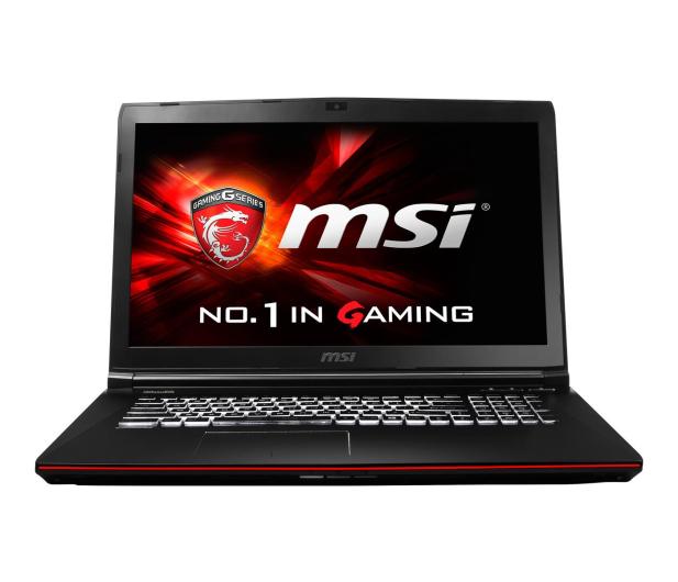 MSI GE72 2QC i7-5700HQ/8GB/1000/DVD-RW GTX960M FHD - 257051 - zdjęcie 9