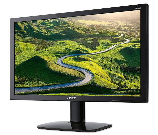 Acer KA240HBID czarny - 386282 - zdjęcie 4