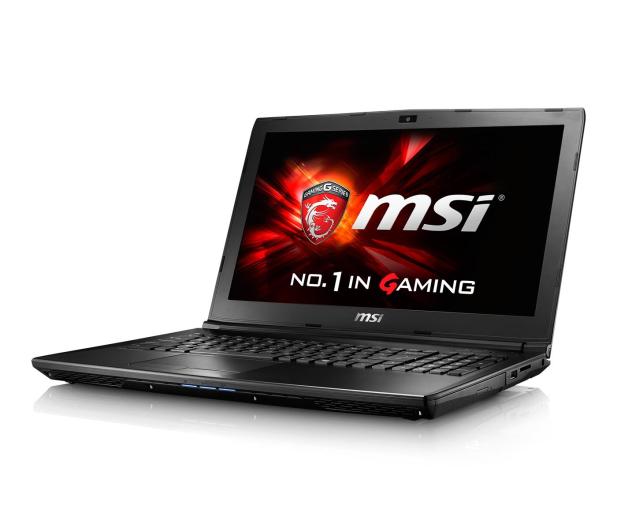 MSI GL62 i5-6300HQ/4GB/1TB 940MX 2GB FHD - 317476 - zdjęcie 6
