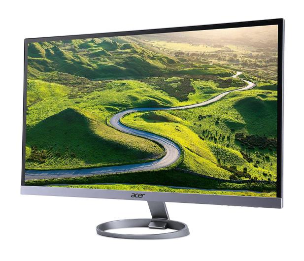 Acer H277HKSMIPUZ srebrno-biały - 386280 - zdjęcie 3