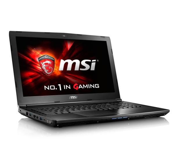 MSI GL62 i5-7300HQ/8GB/1TB GTX960M FHD  - 344676 - zdjęcie 7