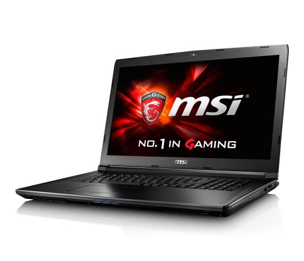 MSI GL72 i7-6700HQ/16GB/1TB+120SSD GF940MX FHD  - 299775 - zdjęcie 6