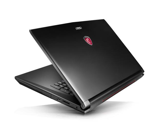 MSI GL72 i7-6700HQ/16GB/1TB+120SSD GF940MX FHD  - 299775 - zdjęcie 10
