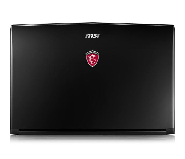 MSI GL72 i7-6700HQ/16GB/1TB+120SSD GF940MX FHD  - 299775 - zdjęcie 8