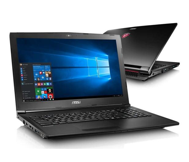 MSI GL62M i7-7700HQ/8GB/1TB+256SSD/Win10X GTX1050 - 352494 - zdjęcie