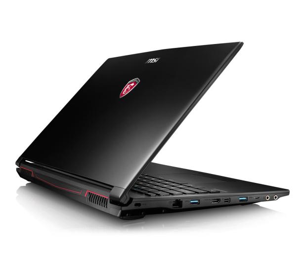 MSI GL62M i7-7700HQ/8GB/1TB+256SSD/Win10X GTX1050 - 352494 - zdjęcie 3
