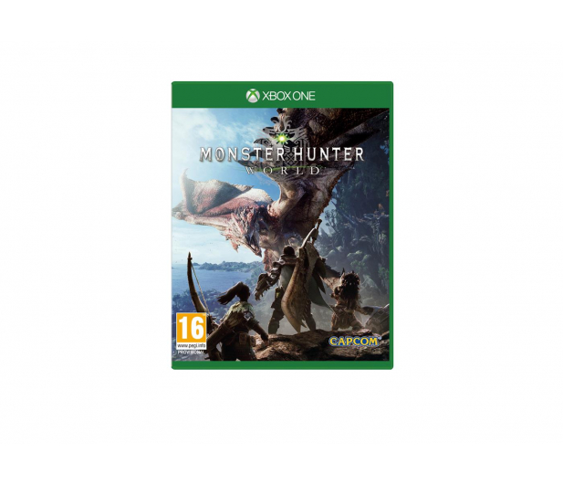 Xbox Monster Hunter: World  - 386778 - zdjęcie