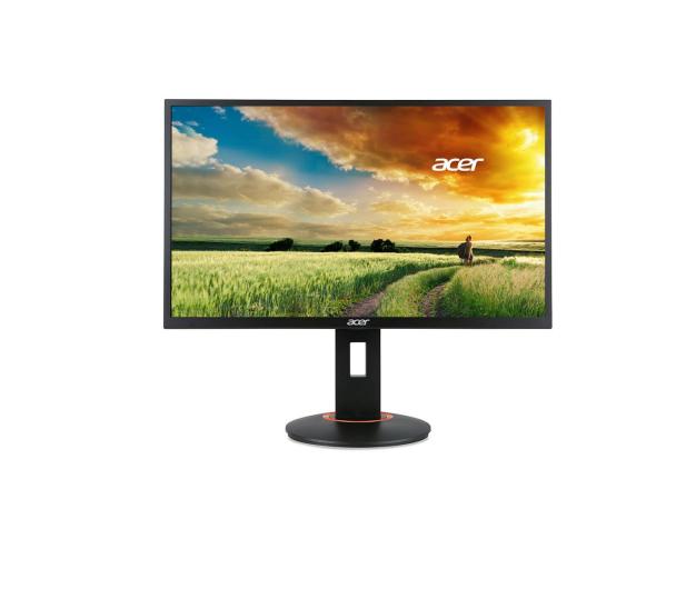 Acer XF250QABMIIDPRZX czarny 240Hz - 386290 - zdjęcie