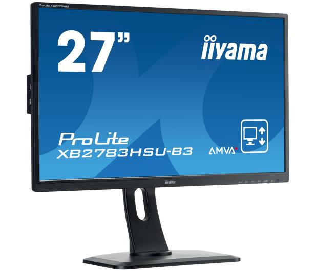 iiyama XB2783HSU-B3 - 380622 - zdjęcie 4