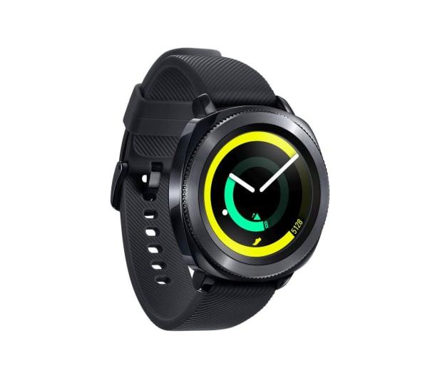Samsung Gear Sport SM-R600 czarny - 384647 - zdjęcie 3