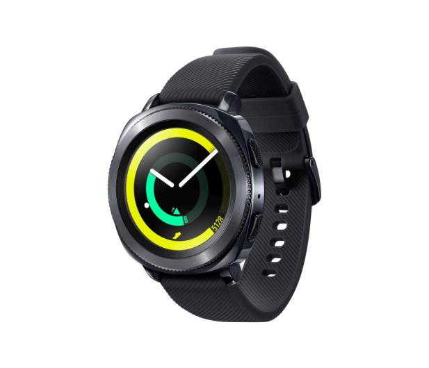 Samsung Gear Sport SM-R600 czarny - 384647 - zdjęcie