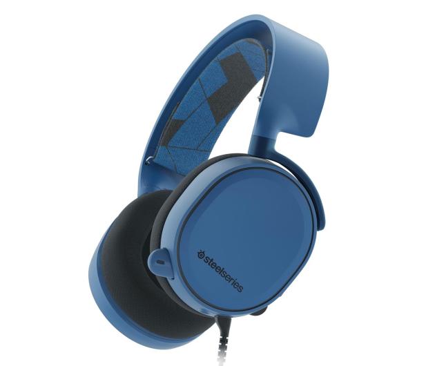 SteelSeries Arctis 3 Niebieskie - 385686 - zdjęcie 1