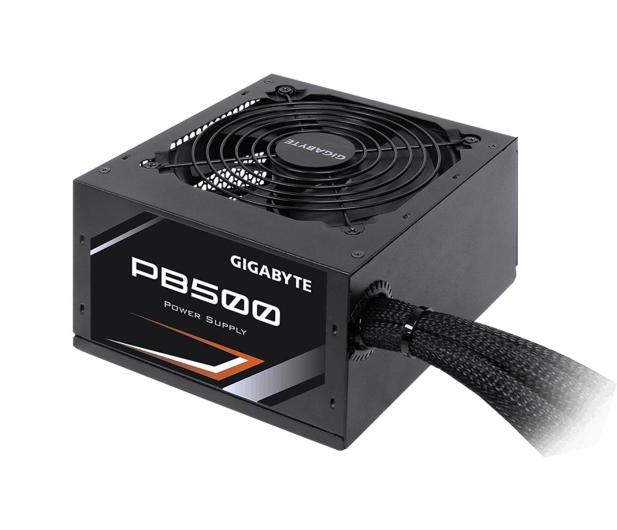 Gigabyte B450 AORUS ELITE + PB500 500W - 493538 - zdjęcie 6