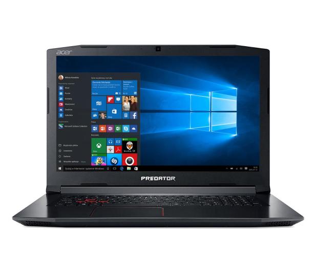 Acer Helios 300 i7-7700HQ/16GB/120+1000/Win10 GTX1060 - 387528 - zdjęcie 3