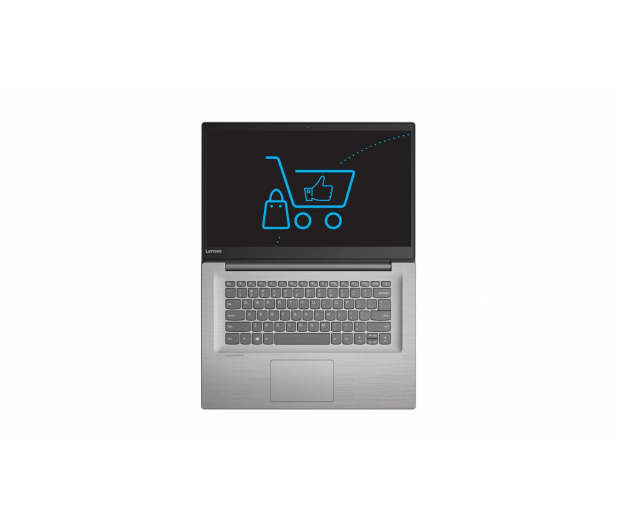 Lenovo Ideapad 320s-15 i3-7100U/8GB/240+1000 Szary  - 407316 - zdjęcie 4
