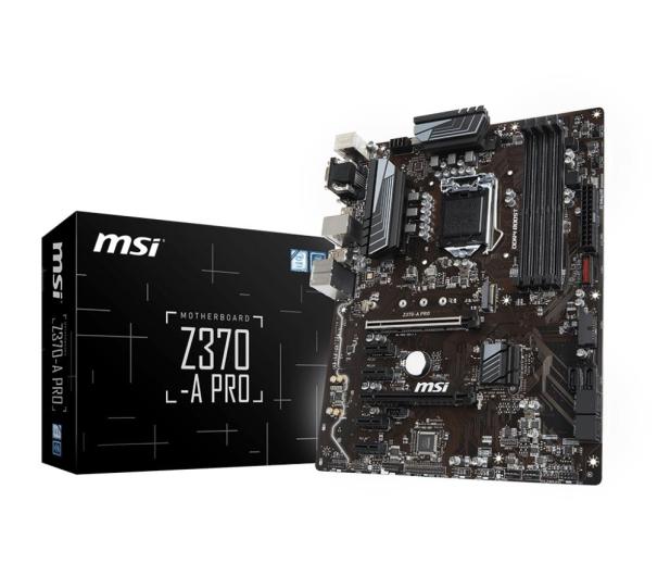 MSI Z370-A PRO - 386512 - zdjęcie