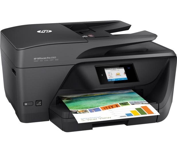 HP OfficeJet Pro 6960 - 307617 - zdjęcie 3