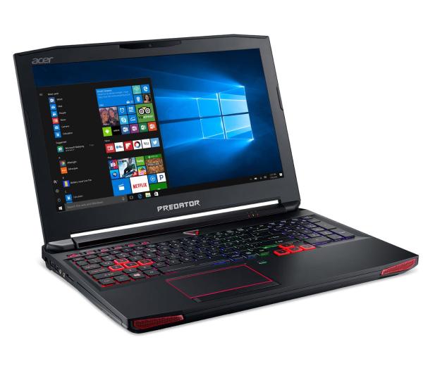 Acer G9-593 i7-7700HQ/16GB/256+1000/Win10 GTX1070 - 387430 - zdjęcie 3